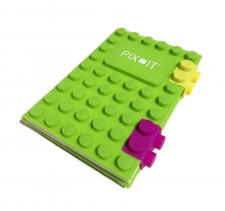 PIX-IT Notebook Green