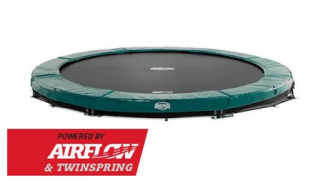PROFI BERG InGround Elite GREEN 330 cm